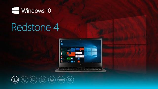 [Windows] ISO Windows 10 Redstone 4 (Updated Jul 2018) Original