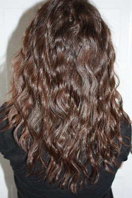 beautyduet easy beach hair with tigi bedhead deep waver