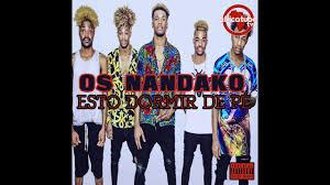 Os Nandako - Esto dormir De Pé(Official Music) ► Afro House 2018