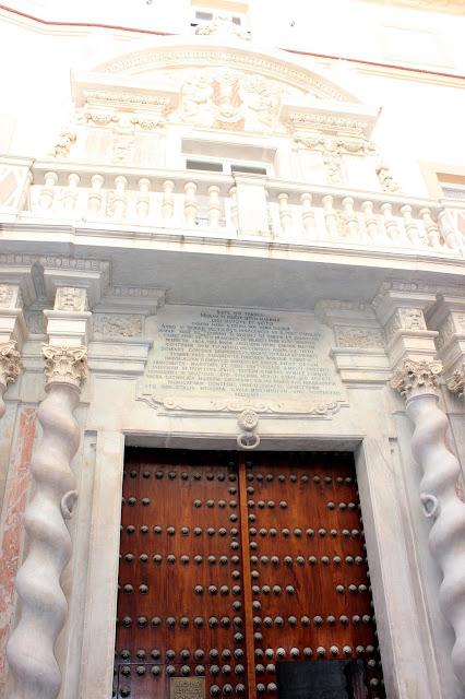 Casa de las Cadenas (Cádiz)