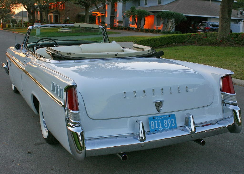 All American Classic Cars: 1956 Chrysler New Yorker 2-Door ...