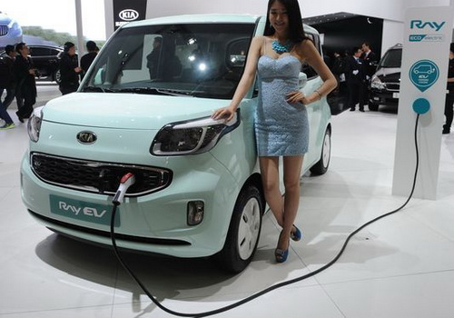 Tinuku 49 new models Chinese electric cars hit global market in 2020