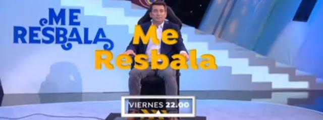 Diversion asegurada el viernes 28 de julio con Me Resbala en Antena 3
