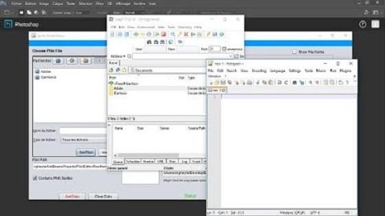 دورة الريسكين تحميل برامج لتعديل على code source