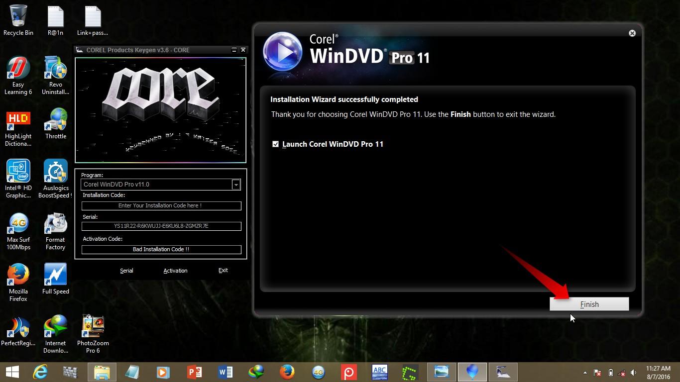 สาวน้อยอำนาจ: Corel WinDVD Pro 11.7.0.12+KEYGEN [Latest]