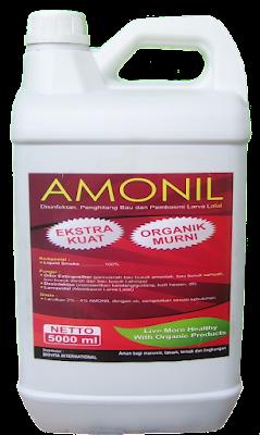 Cara Mengatasi Amonia Pada Kandang Ayam