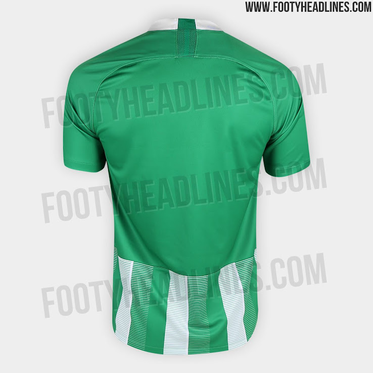 ccffb7aff Nike Atlético Nacional 2019 Home   Away Kits Released - Footy Headlines