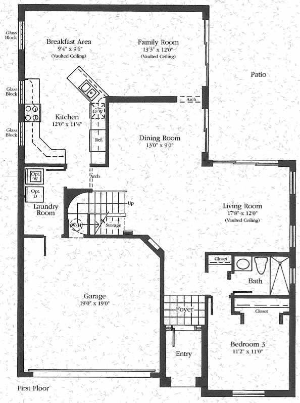 Westlake Floor Plan