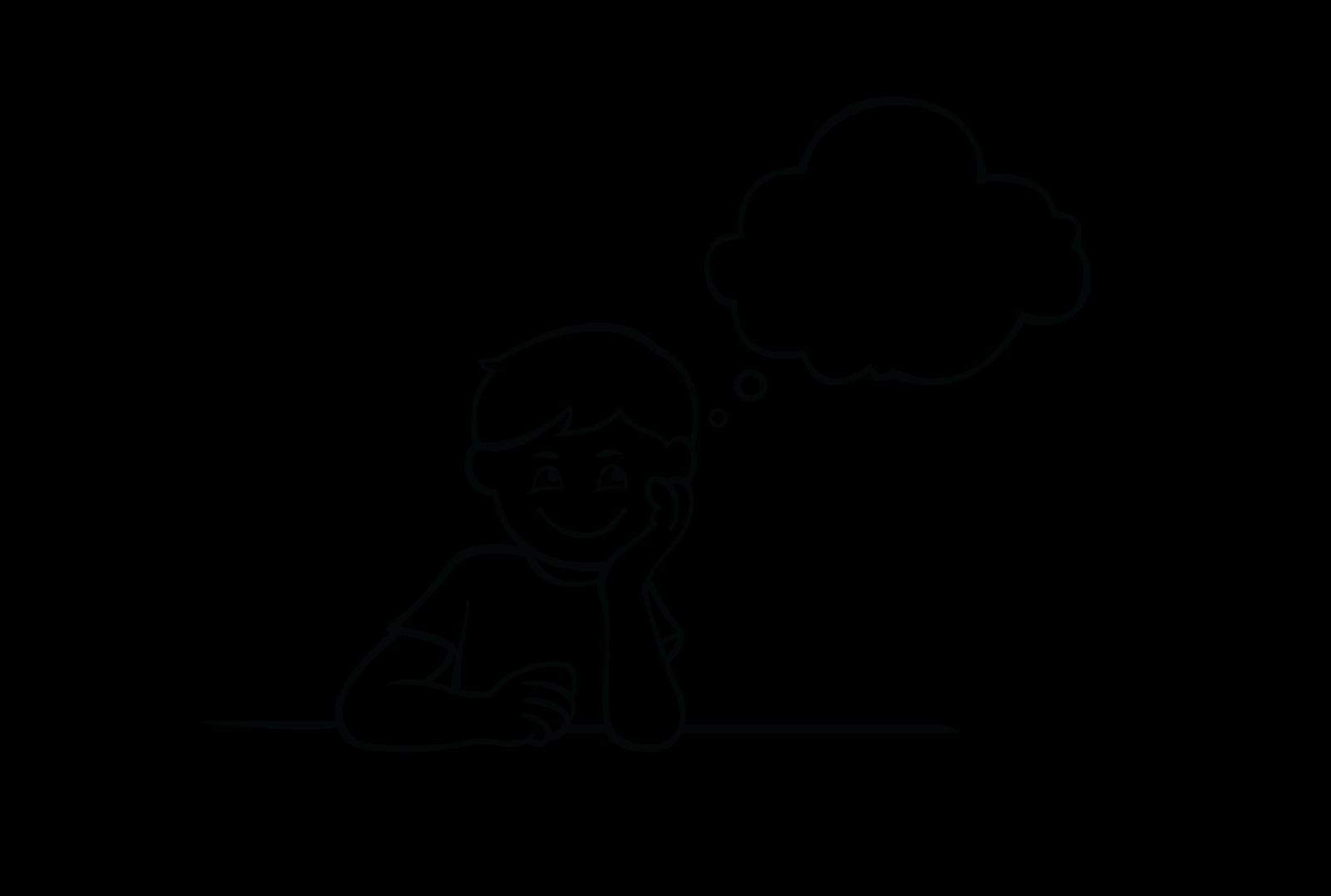 Cartoon Girl Daydreaming Vector & Photo | Bigstock |Daydreaming Cartoon