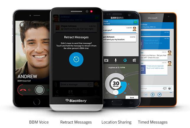 Ini Alasan Aplikasi BBM Banyak Disukai Pengguna