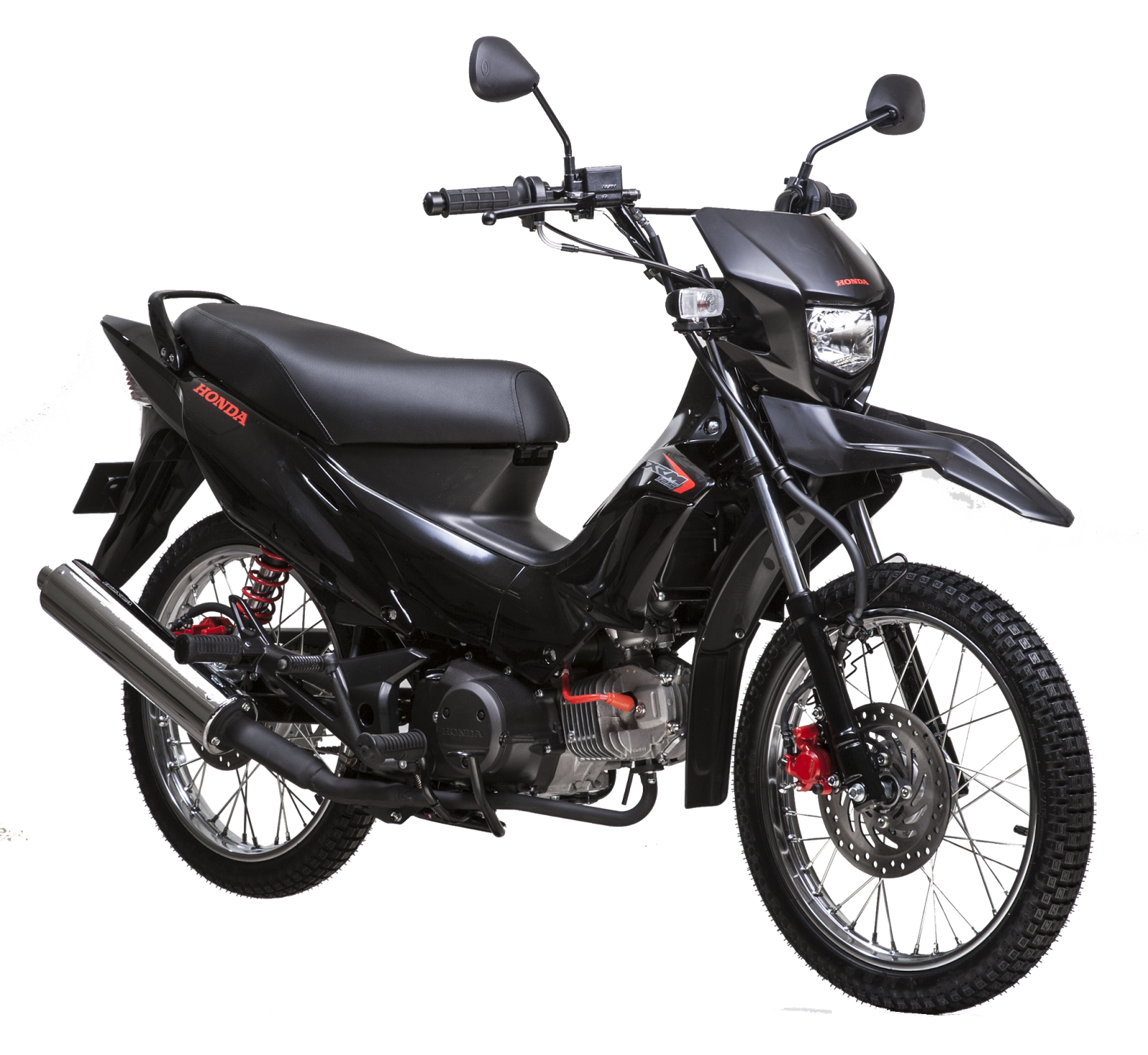 Honda launches the latest XRM 125 bikes in Davao City
