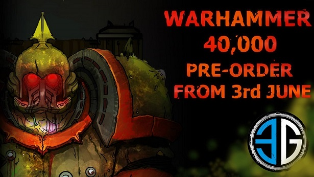 Element Games: Discounted Warhammer 40K Dark Imperium Boxed Set