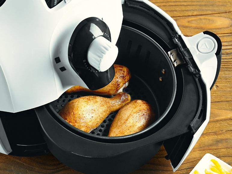 le recensioni di elisabetta: friggitrice ad aria calda silvercrest