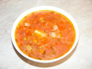 supe, supa, supa de legume, supa de rosii proaspete, retete, retete de mancare, mancaruri cu legume, retete culinare, supa de vara, diete, regim alimentar,