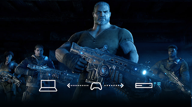 Crossplay - Microsoft introduce il cross-play per Gears of War 4 tra XBOX One e PC