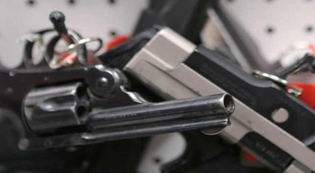 comercio de armas na Paraíba