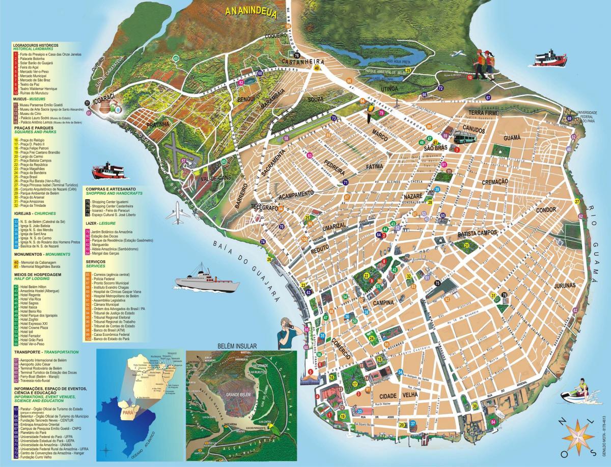 Mangal das Garças Park | Visit Brasil