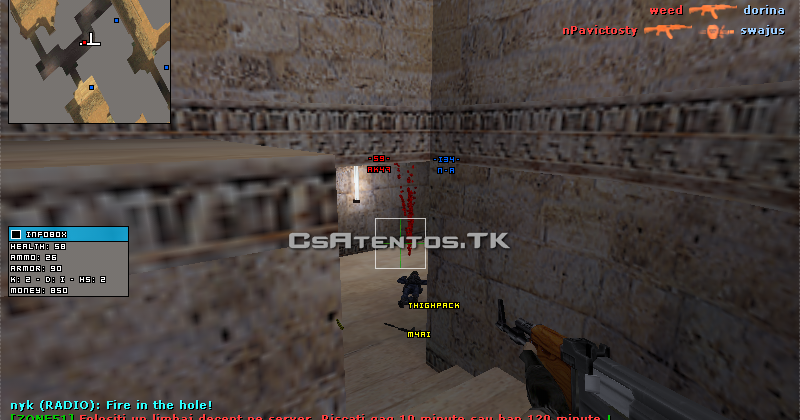 wall nedetectabil cs 1.6 free