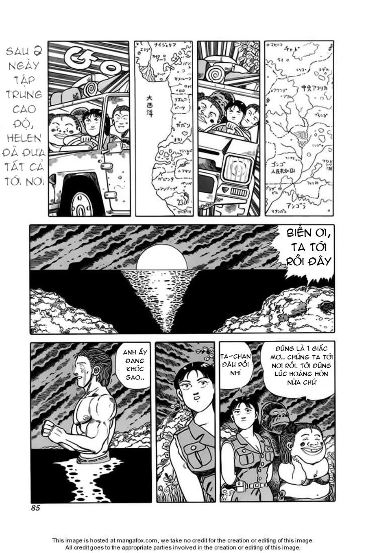 Chúa rừng Ta-chan chapter 27 trang 6