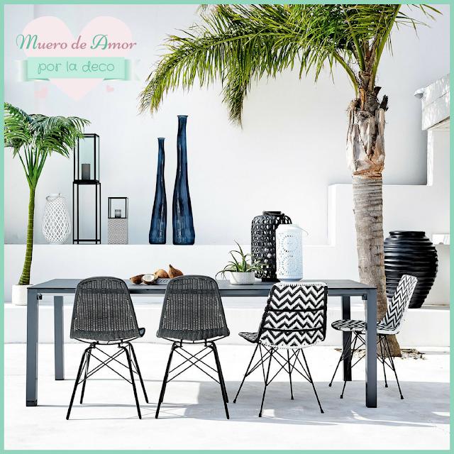 Jarrones Azules para Decorar tu Casa-Maisons Du Monde-By Ana Oval-15