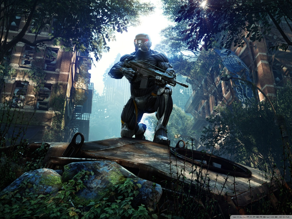 Crysis 3 Greath HD Game Wallpaper PC