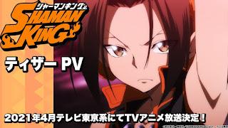 Remake de Shaman King – Magatsu Wahrheit Zuerst – abertura de Yashahime: Princess Half-Demon