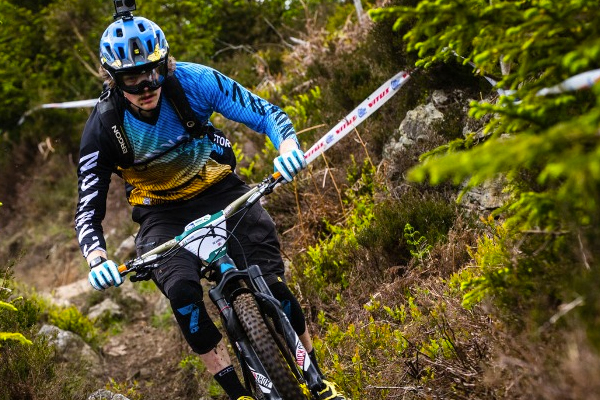 Canyon Factory Enduro Team: 2015 Ep 2 Joe Barnes in Ireland