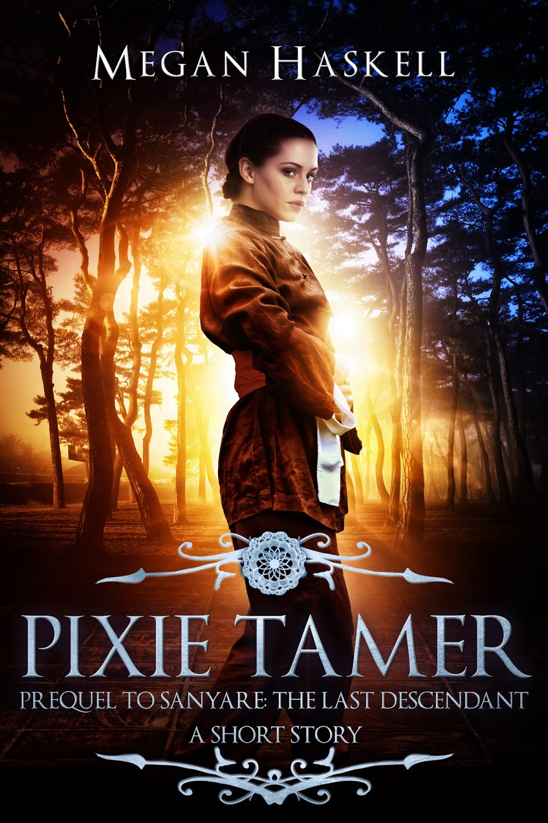Get Your FREE copy of Pixie Tamer!
