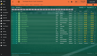 Season 1 Youth Intake FM 2017