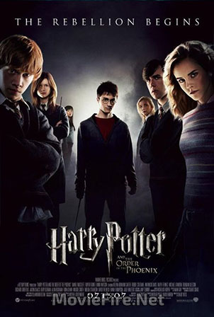Harry Potter and the Order of the Phoenix (2007) 1080p