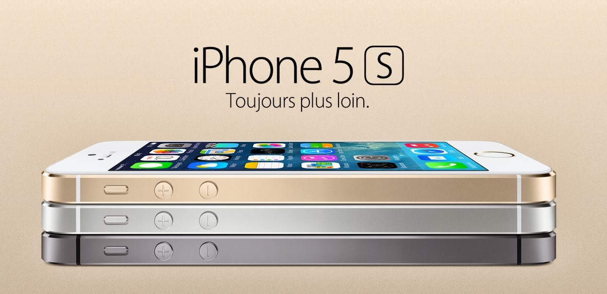 Chroniques D Un Geek Quelle Couleur Et Quelle Capacite De Stockage Faut Il Choisir Pour Son Iphone 5s
