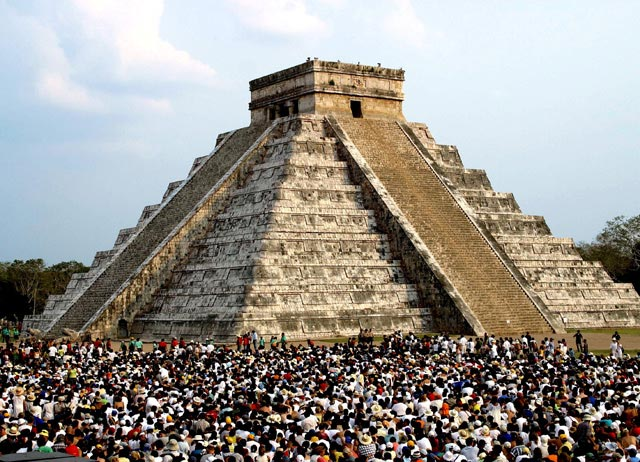 Chichén Itzá Yucatán MX - 2012