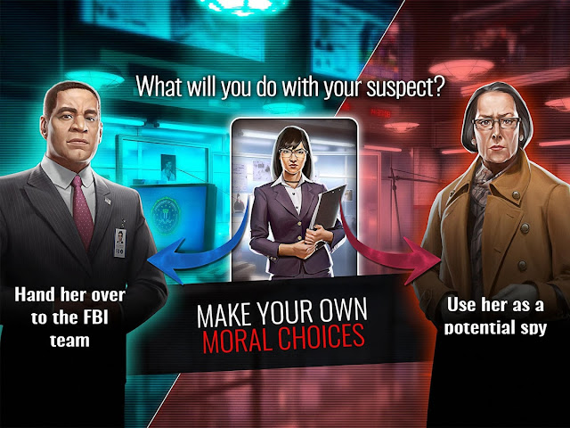 The Blacklist mobile game