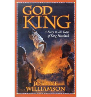 http://www.bookdepository.com/God-King-Joanne-Williamson/9781883937737/?a_aid=journey56