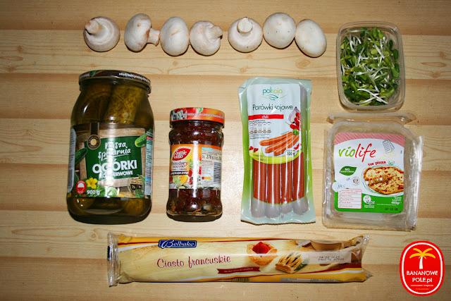 Wegańskie zawijasy z ciasta francuskiego - nie tylko dla wegan