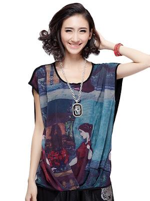 Model Baju Wanita Masa Depan