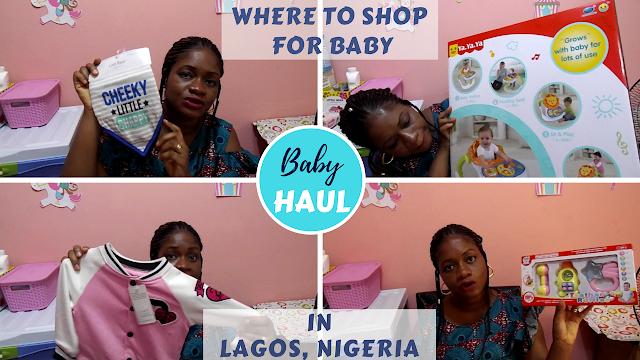Online baby store in Nigeria