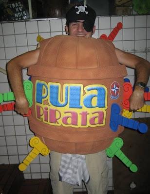 Fantasia de Pula Pirata