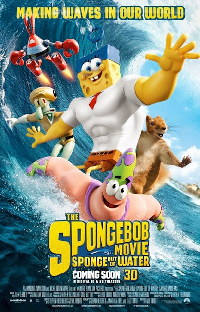 The SpongeBob Movie: Sponge Out of Water (2015) ταινιες online seires oipeirates greek subs