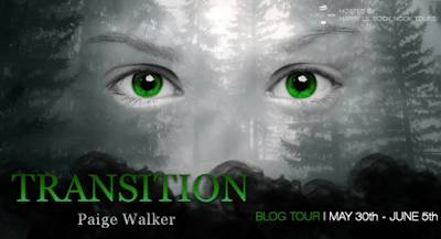 Excerpt: Transition by Paige Walker