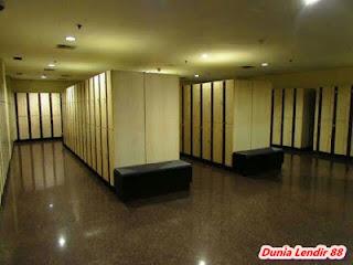 Ruang Loker, Fashion Spa