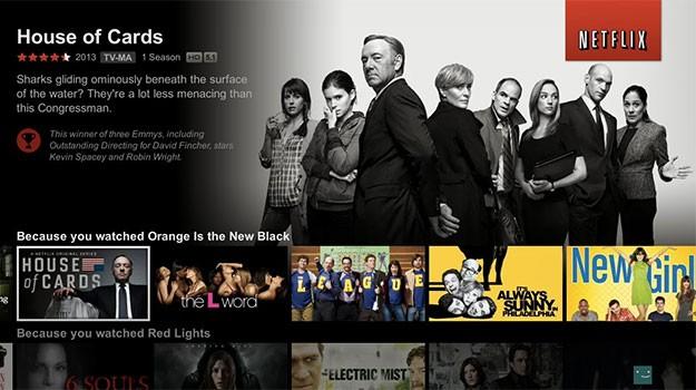 Netflix pode liberar exibição offline de series