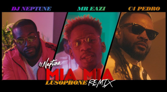 Video: DJ Neptune Ft. C4 Pedro & Mr Eazi – Mia Mia Remix