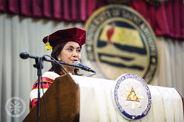 WAC on Leni's honorary award: 'Bigay lang din ng mga kakampi niya'