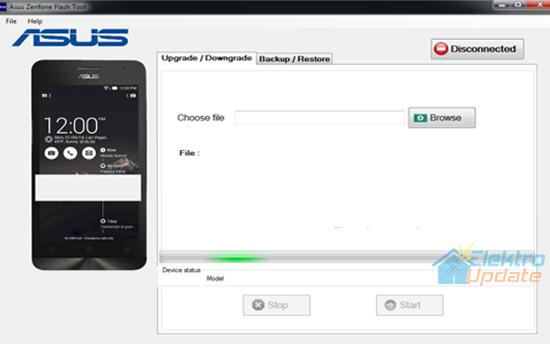 Download Asus Flash Tool Terbaru (All Version)