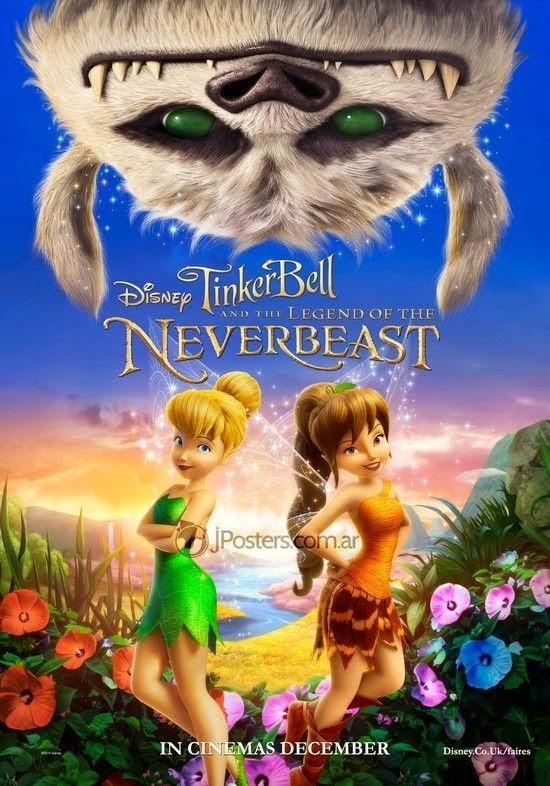 Tinker Bell e o Monstro da Terra do Nunca Dublado