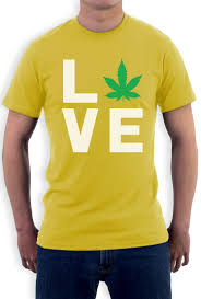 ganja lovers funny slogan tees