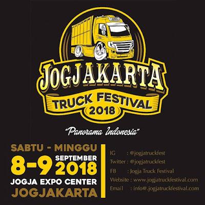 Jogjakarta Truck Festival (JTF) 2018