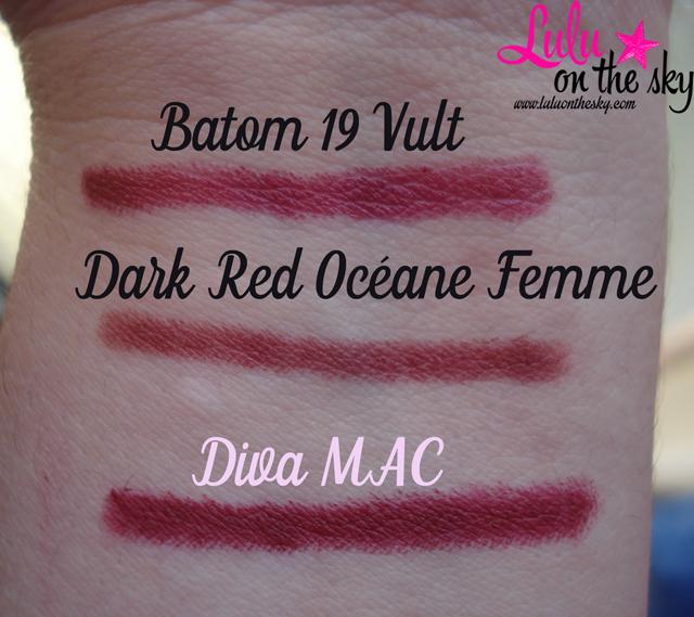 Batom Diva da MAC: eu testei - blog luluonthesky