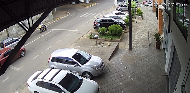 câmera ao vivo da cidade de Portão RS